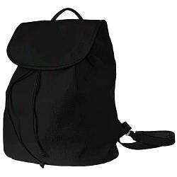 Рюкзак черный с крышкой Mod MAXI (MMX1_BL)