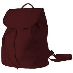 Рюкзак бордовый с крышкой Mod MAXI (MMX1_BOR)