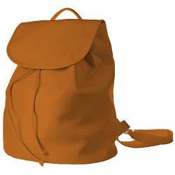 Рюкзак рыжий с крышкой Mod MAXI (MMX1_BR)