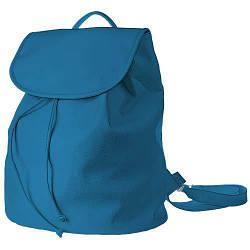 Рюкзак блакитний з кришкою Mod MAXI (MMX1_GOL)