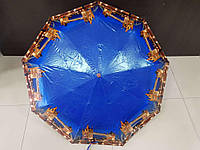 Зонт женский полуавтомат лаке Universal города (М339-6)