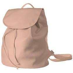 Рюкзак пудровый с крышкой Mod MAXI (MMX1_PUD)