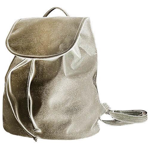 Рюкзак с крышкой Mod MAXI золотой (MMX1_ZZZ)