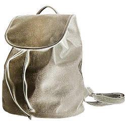 Рюкзак з кришкою Mod MAXI золотий (MMX1_ZZZ)