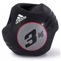Медбол Adidas ADBL-10412 - 3 кг