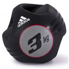 Медбол Adidas ADBL-10412 - 3 кг (ФИТНЕС)