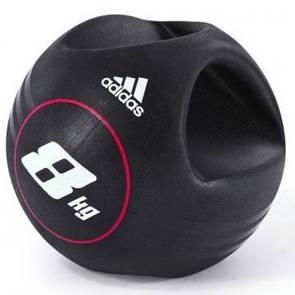 Медбол Adidas ADBL-10414 - 8 кг (ФИТНЕС)