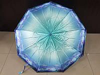 Зонт женский автомат Lantana Бабочки (L720-4) на 9 спиц