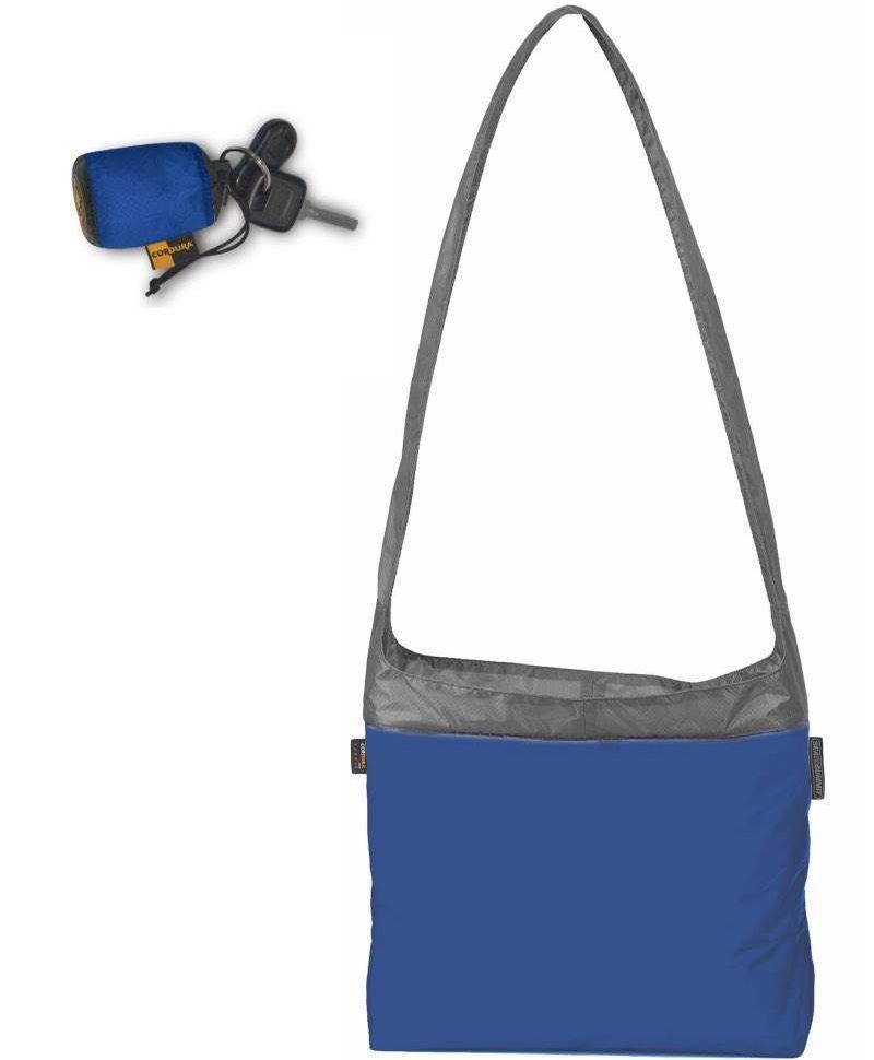 63d0d4261fc8c Синяя шопинг-сумка Sea To Summit UltraSil Sling Bag Blue, STS  AUSLINGBGBL15x45, 16