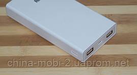 УМБ M6 в стиле Xiaomi Mi Power Bank 2 на 20000 mAh White, фото 3