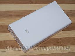 УМБ M6 в стиле Xiaomi Mi Power Bank 2 на 20000 mAh White, фото 2