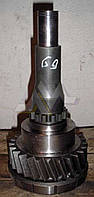 Вал первичный КПП - 154 ...027 в сборе / ОАО КамАЗ