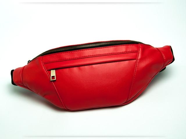 Бананка жіноча Waist Bag Lindis Red