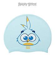 Детская (Junior) силиконовая шапочка для плавания Angry Birds Stella Luca JR