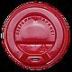 Крышка КР69  50шт.(50/2500) (175мл) Красная
