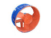 Осевой вентилятор  ВО 06-300 №4 с дв. 0,12 кВт 1500 об./мин
