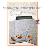Чехол текстильный для планшетов (под заказ от 50 шт.)