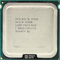 Xeon E5450 SLBBM E0 3.00GHz/12M/1333 80W (Q6600 Q8300 Q8400 Q9300 Q9400 Q9450 Q9500 Q9550 Q9650 Q9770)