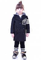 Детское пальто кашемировое с шерстяной подстёжкой JoJo