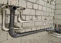 Монтаж стояков отопления в Киеве