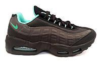 Кроссовки женские/подростковые Nike белый, черный 0155НАЙ