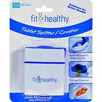 Vitaminder, Fit & Healthy делитель и измельчитель таблеток