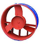 Осьовий вентилятор ВО 06-300 №8 з дв. 0,75 кВт 1000 об./хв
