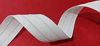 Корсаж с резин.  2.5 см  белый