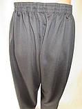 Батальные мужские штаны черного цвета., фото 3