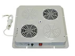 Вент.панель 2 вент, ZPAS 230В, 30Вт