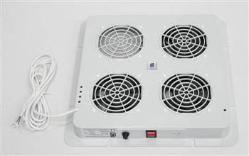Вентиляторна панель 3 вент. ZPAS 230В, 30Вт, фото 2