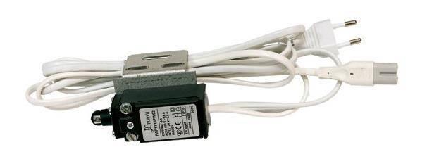 Мережевий кабель ZPAS з контактним вимикачем WN-0208-04-05-000, фото 2