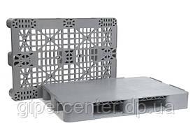 Пластиковый поддон для сета 02.108.91.PE (1200х800x160 мм) серый