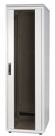 "Шафа 19"" 32U 600*600, скляна передня дверь WZ-SZBD-070-ZCAA-11-0000-011-U"