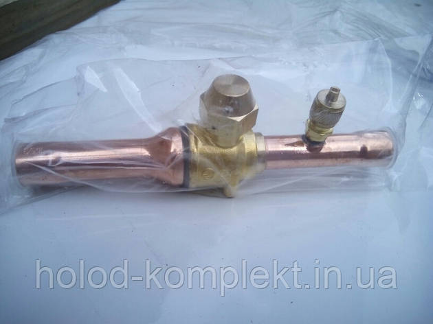 Кульовий вентиль BV004-S 1/2, фото 2