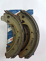 Тормозные колодки барабан. (пр-во Bosch) 2108,2110. 0986487813