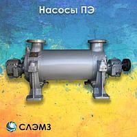 Насос ПЭ 100-53 изготовление, запчасти, склад. Питательные насосы Украины