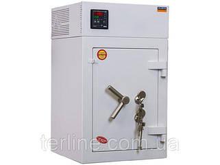 Сейфи-холодильники (термостати). Сейфи депозитні