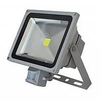 Лампа LED LAMP 20W Прожектор с датчиком движения