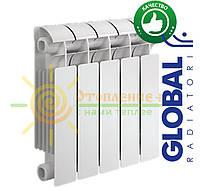 Радиатор алюминиевый Global Vox 350х100 (Италия)