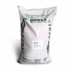 Ионообменная смола ( анионит высокоосновный )Dow DOWEX SBR-P (Cl) 25л original