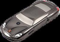 Китайский машинка-телефон Porsche F977, 2 SIM, МP3, FM-радио. Металлический корпус!, фото 1