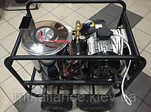 Аппарат высокого давления с подогревом воды Alliance HDS 15/20 , 200бар / 900 л/ч.