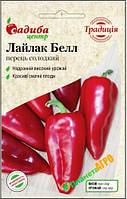 """Семена перца сладкого Лайлак Белл, сверхранний, 0,3 г, """"Бадваси"""", Традиция"""