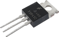 Транзистор TIP41C, TO-220AB, фото 1