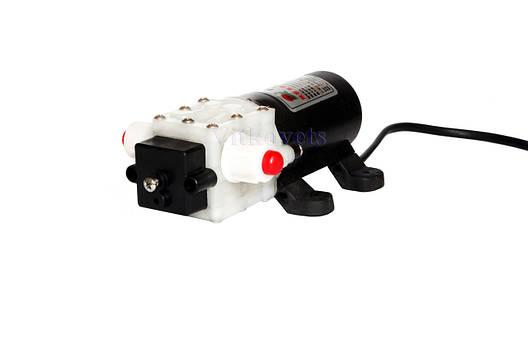 Мембранный водяной насос 35W 24V DC 2.9L/min для охлаждения шпинделя, фото 2