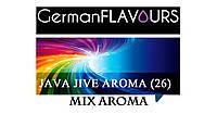 "Ароматизатор для жидкости ""Java Jive Aroma (26)"" GF микс ароматизатор German Flavours, Германия"