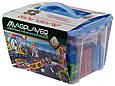 Магнитный большой детский конструктор MagPlayer MPT-118, фото 3