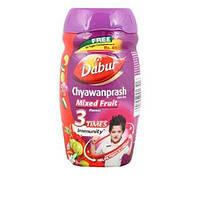 Чаванпраш Фруктовый, Дабур / Chyawanprash Awaleha Mixed Fruits, Dabur / 500 g энерготоник, для иммунитета