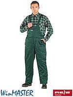 Утеплённые брюки на помочах типа МАСТЕР SMO-PLUS Z